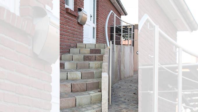 aktuelle projekte projekt 1 treppengelander aussen