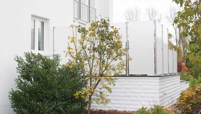 wind und sichtschutz projekt 1 seelze hannover. Black Bedroom Furniture Sets. Home Design Ideas