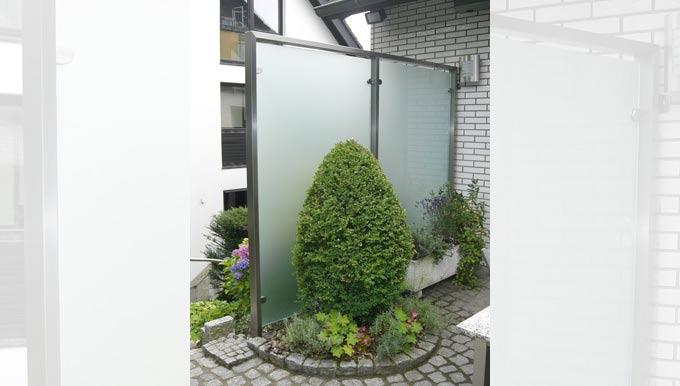 wind und sichtschutz projekt 2 seelze hannover. Black Bedroom Furniture Sets. Home Design Ideas